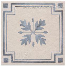 G707藍韻-米藍花磚99600