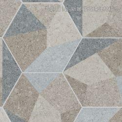 7909幾何六角-藍-分割藍
