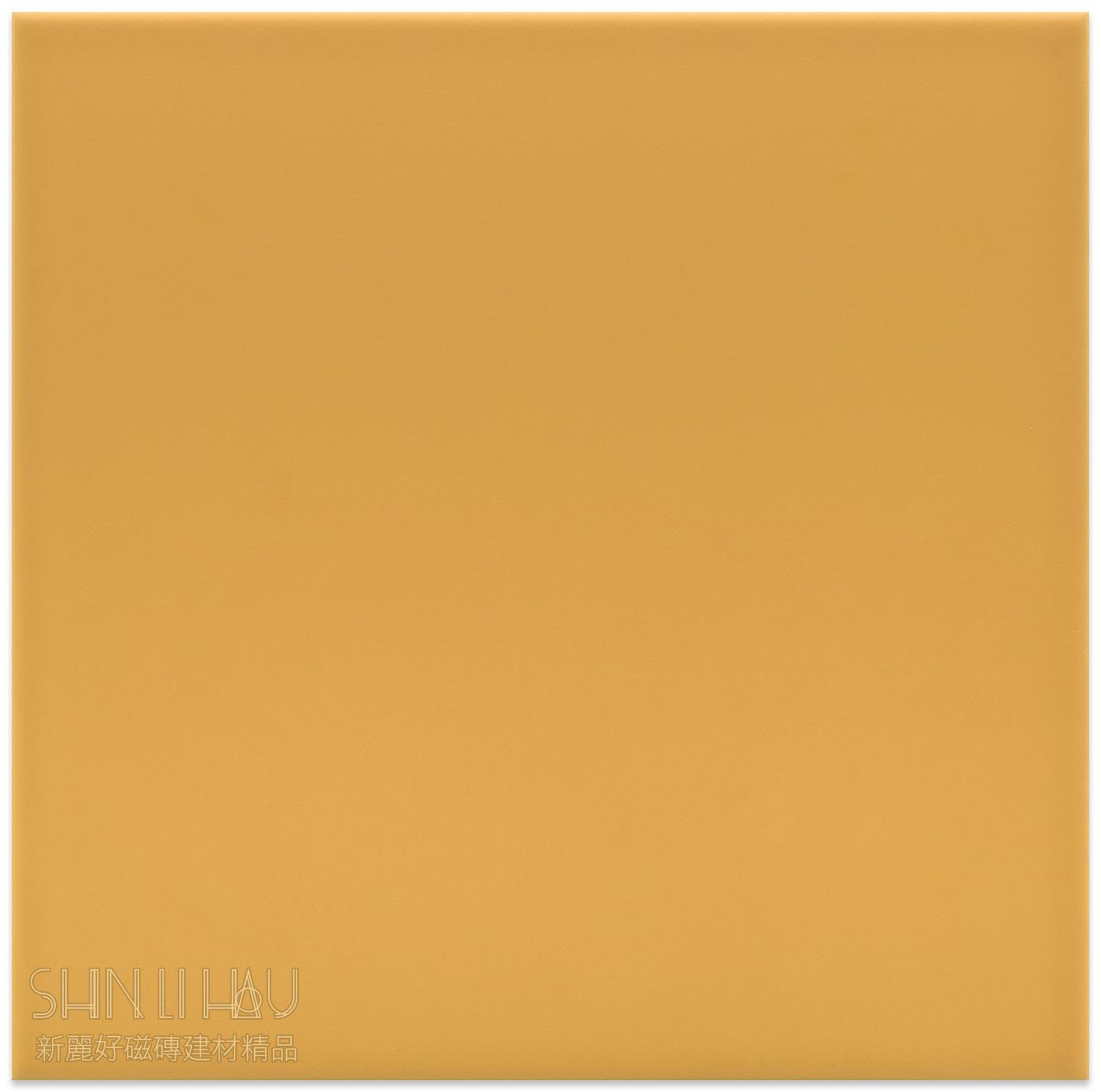 風華絕代-極緻驚豔圖騰復古磚 - 黃色