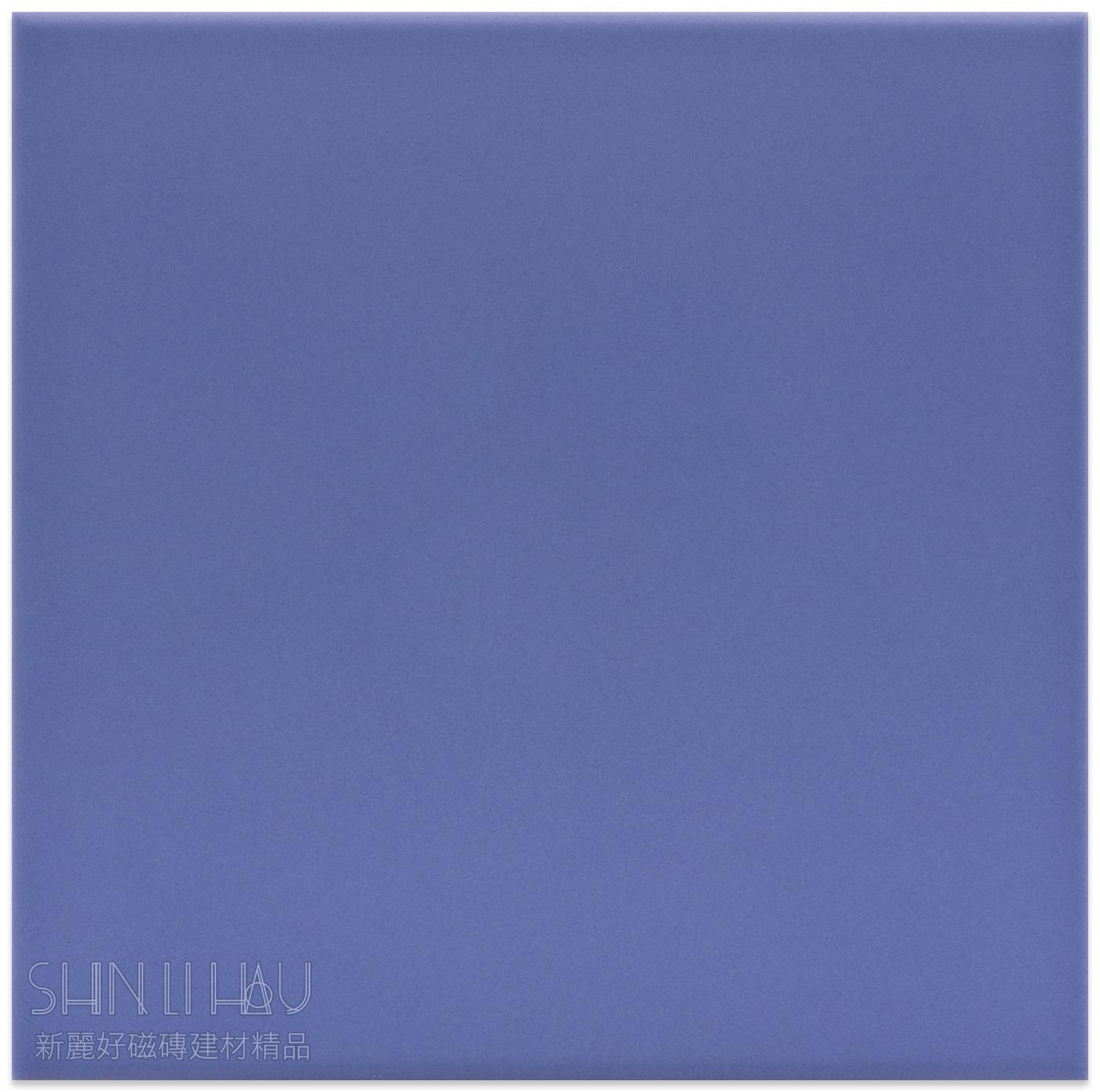 風華絕代-極緻驚豔圖騰復古磚 - 藍色