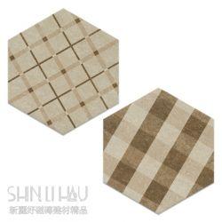 格紋米花磚