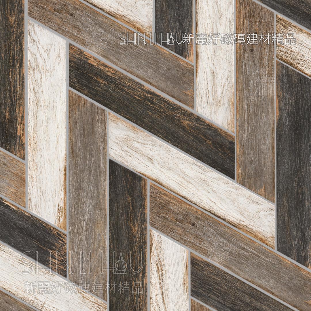木石築享 - 木石混色