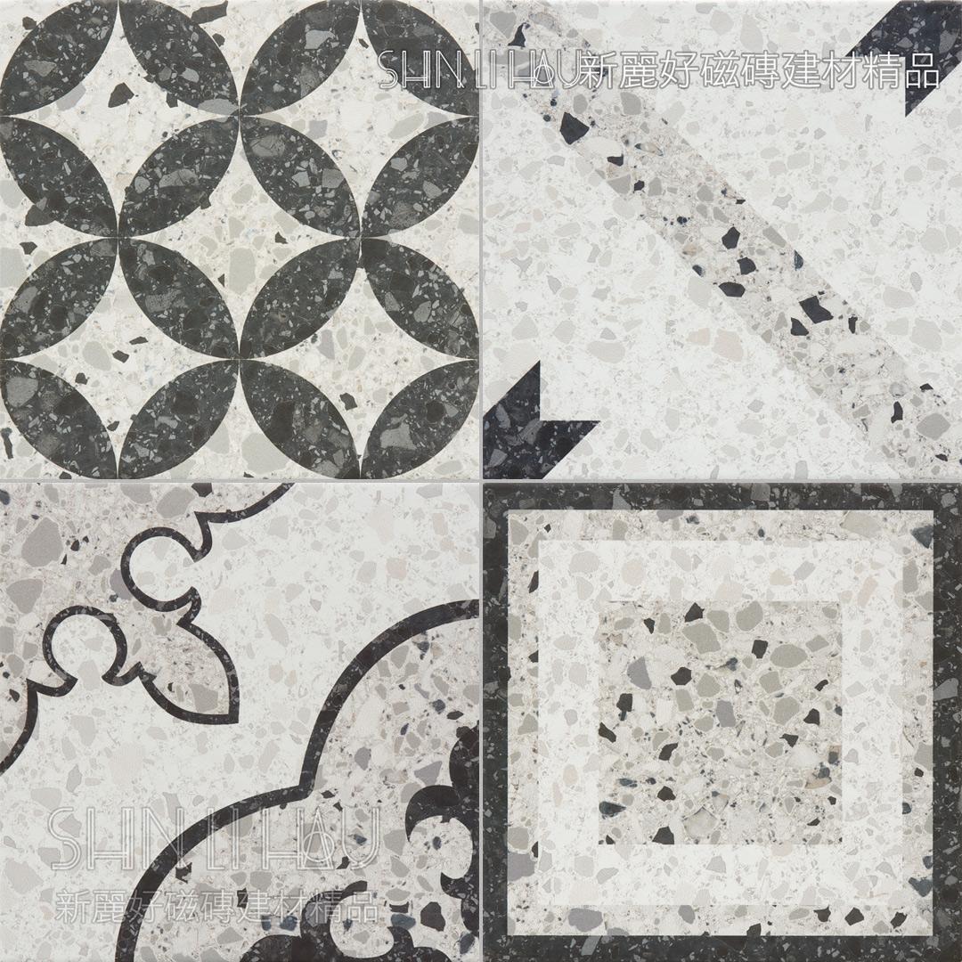 雅辰水磨石 - 冰晶花