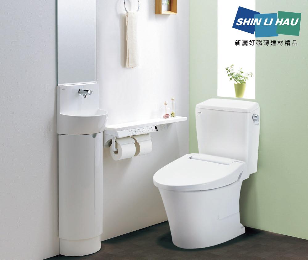 日本免治溫水洗淨便座+單體馬桶進口衛浴超值套裝組合(廁所,浴室專用) - 單體馬桶30CM+微電腦便座