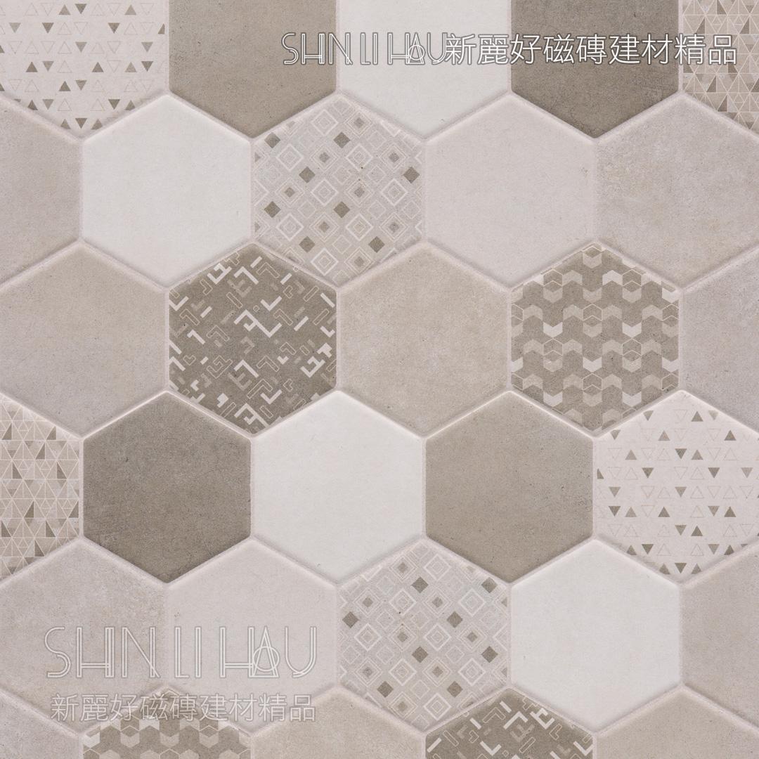 域芬六角系列 - 哈波石