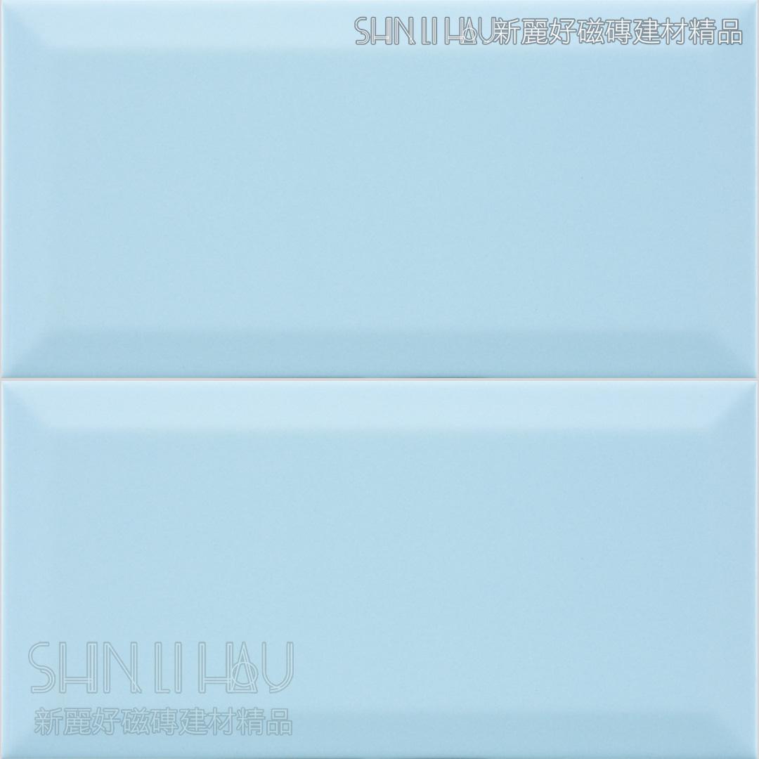 霧面原萃地鐵 - 霧淺藍