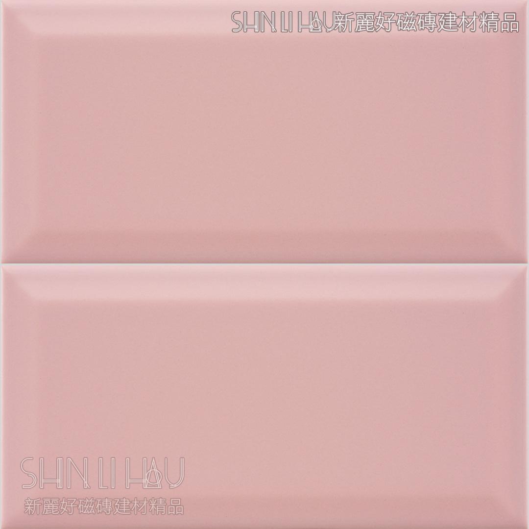 霧面原萃地鐵 - 霧粉紅