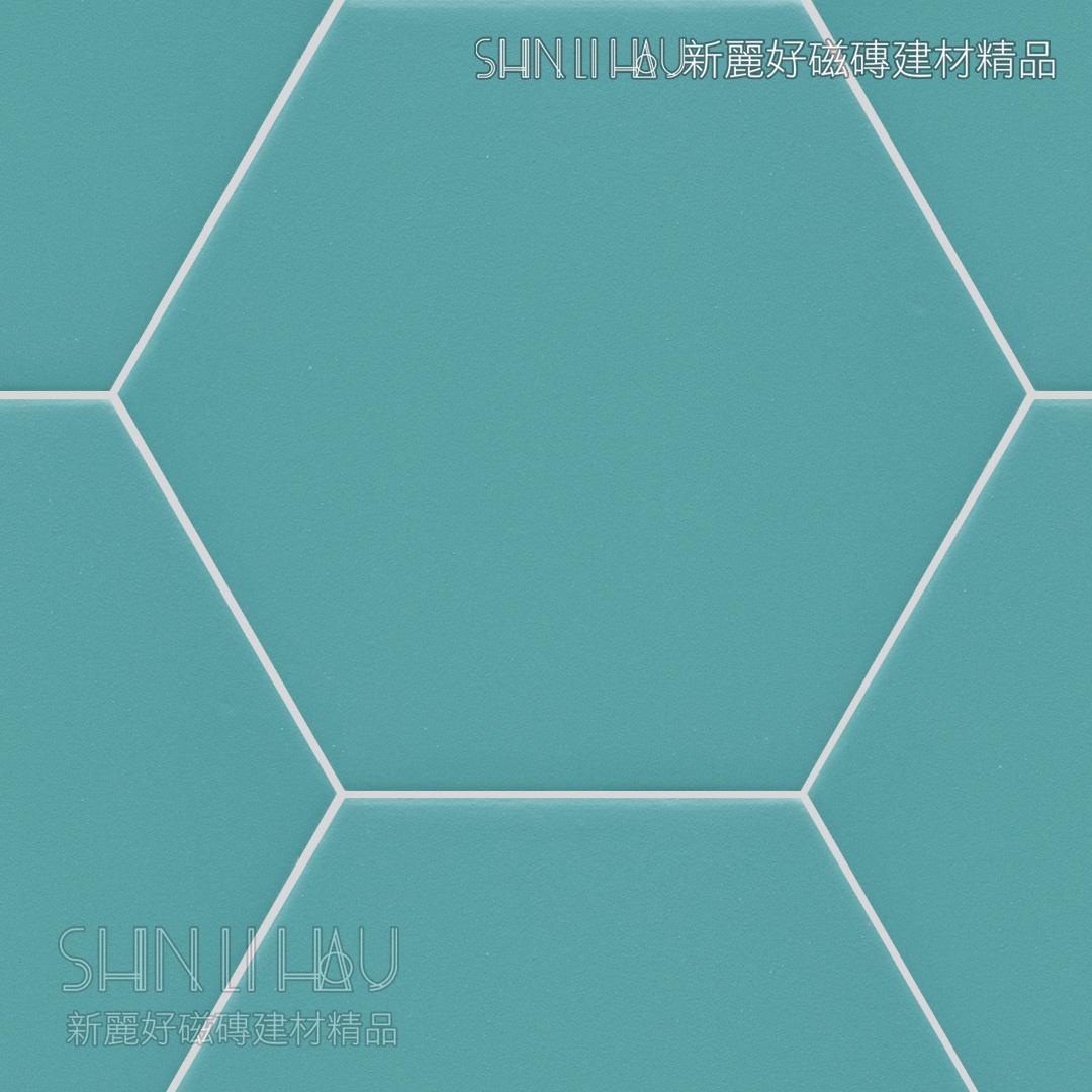 光芬六角 - 綠色