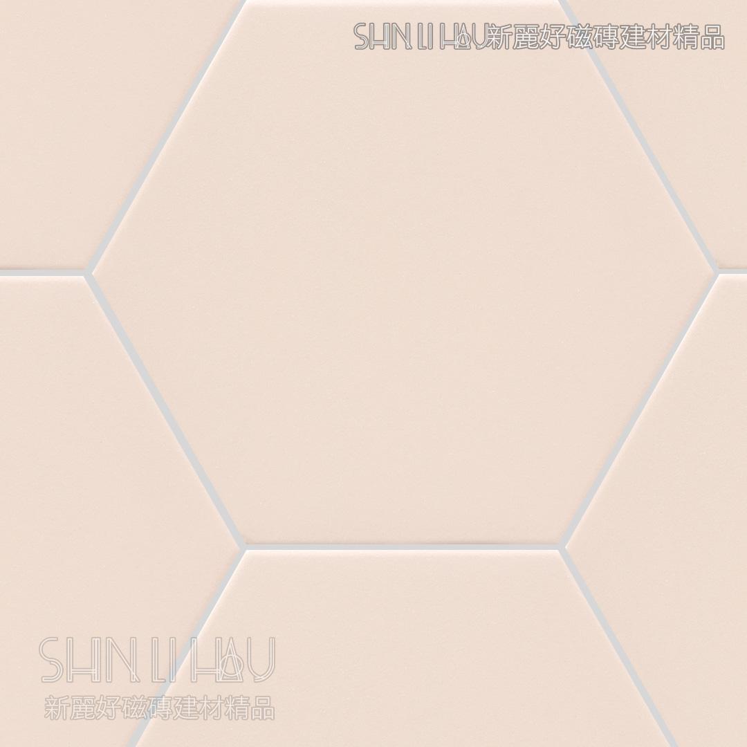 光芬六角 - 桃色